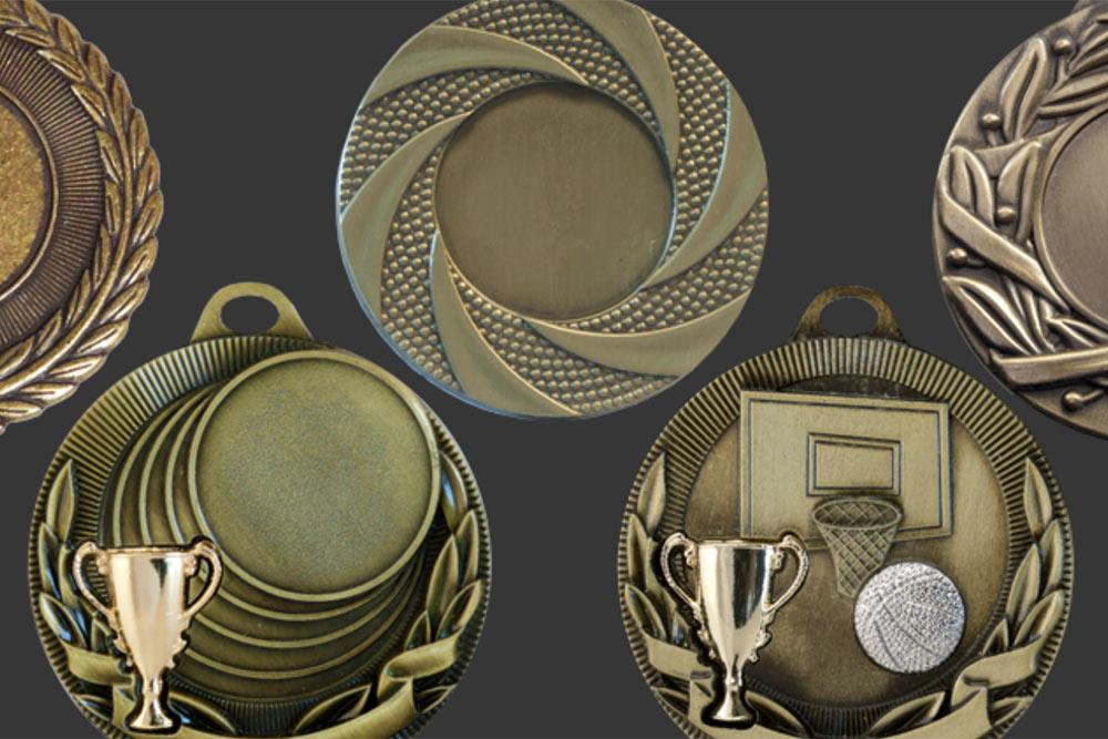 NZ trophy Medals