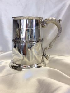 Other silver tankard
